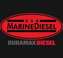 Marine Diesel Logo
