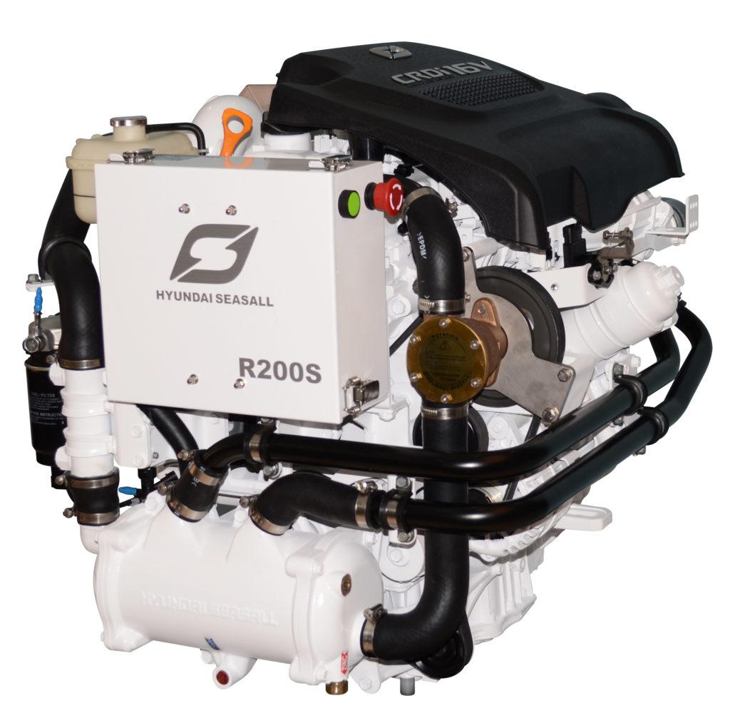 S270 Hyundai Seasall Engine