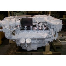 Refurbished MAN V10-1100, D2840LE423, 1100hp Common Rail