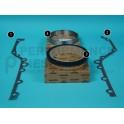 51.01510.0206 Rear Main Seal - Item 3