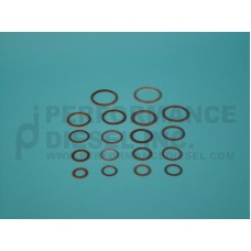 06.56190.0718 Copper Washer, 22 x 27mm - Item 8