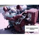 8V92T Marine Engine