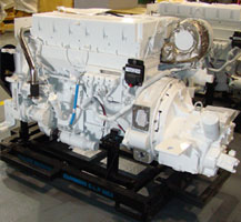 MAN Diesel Engine