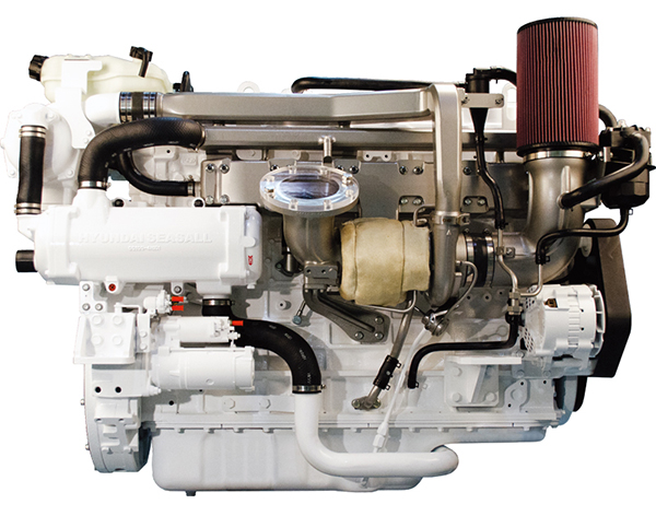 hyundai-seasall-L600-marine-engine