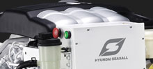 Hyundai Seasall Marine Engines