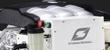 Hyundai Seasall Marine Engines